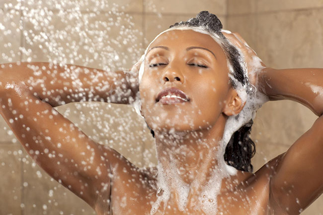 Moisturize Is The Key, Wash Hair Once a Week