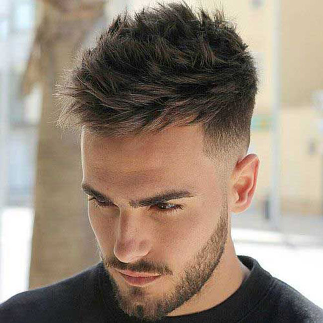 The Top 7 Handsome Haircuts For Men 2017